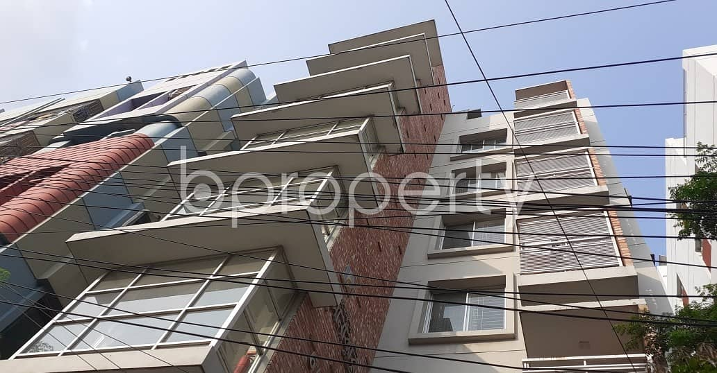 A Convenient And Well-constructed 1898 Sq. Ft Flat Is For Sale At Lalmatia .
