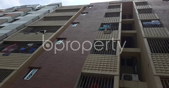 3 Bedroom Flat for Rent in 10 No. North Kattali Ward, Chattogram - Grab This 1200 Sq Ft Flat For Rent At Proshanti R/A