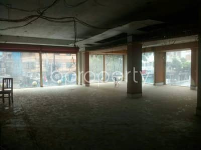 Floor for Rent in Banasree, Dhaka - 2300 Sq. ft Commercial Space For Rent In South Banasree Project .