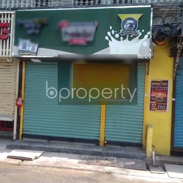 490 Sq Ft For Shop Is Up For Rent In Lalbagh