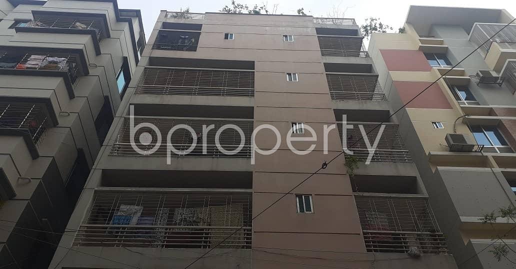 1785 Square Feet Apartment Ready For Sale At Uttara