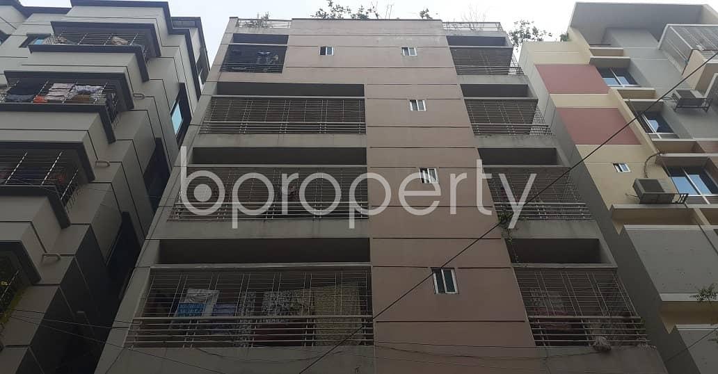 752 Square Feet Apartment Ready For Sale At Uttara