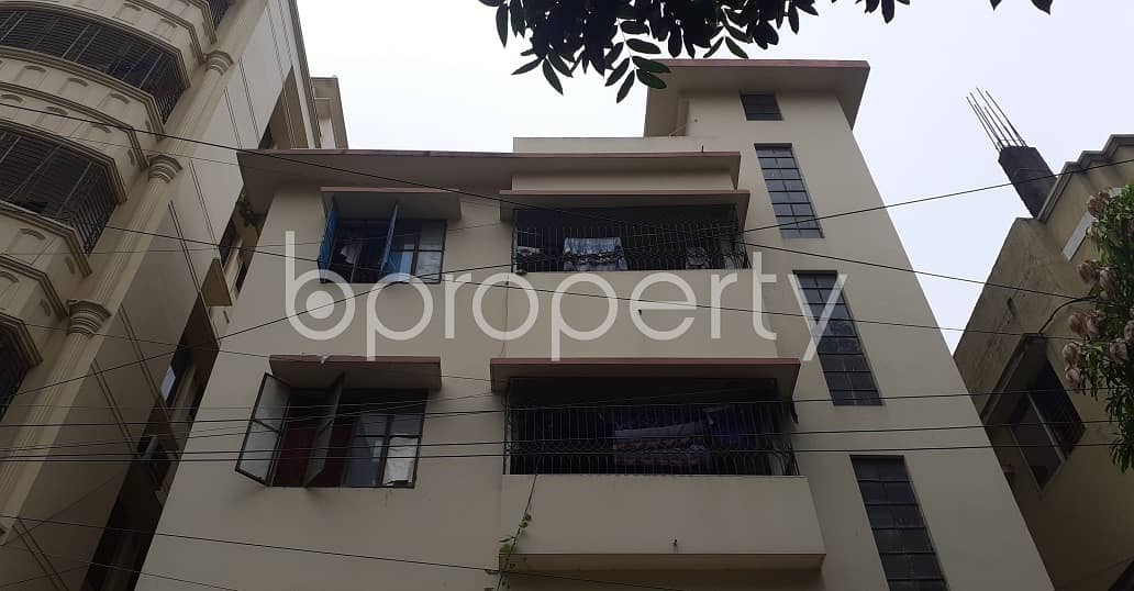We Bring You A Nice Residential Building Of 7200 Sq Ft For Sale In Nikunja 2