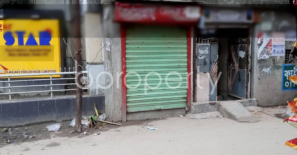 Amazing 100 Sq Ft Commercial Space Is Ready To Rent In Hazaribag