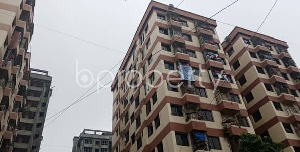 3 Bedroom Flat for Rent in Halishahar, Chattogram - View This 1100 Sq Ft Apartment Ready For Rent At Halishahar