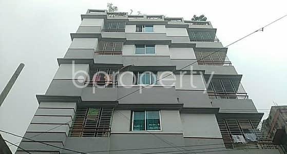ভাড়ার জন্য BAYUT_ONLYএর অ্যাপার্টমেন্ট - খিলগাঁও, ঢাকা - In This Serene Neighborhood Of North Goran A 2 Bedroom Large Flat Is Up For Rent.