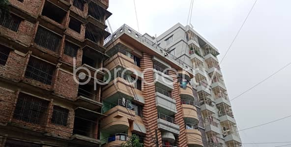 3 Bedroom Apartment for Rent in Halishahar, Chattogram - We Have A 1300 Sq. Ft Flat For You In 26 No. North Halishahar Ward.