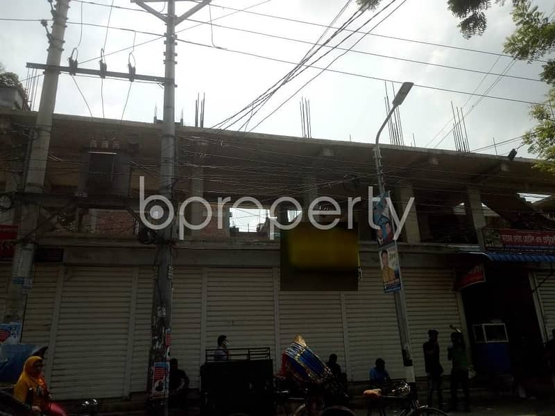 View This 200 Sq Ft Commercial shop space To Rent In Mirpur