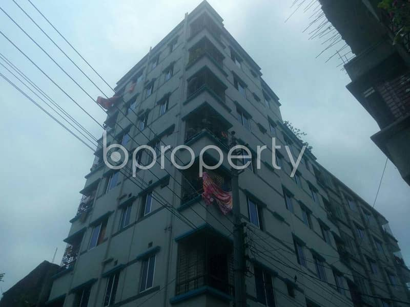 12600 Sq Ft Full Building Is Up For Sale In Koborsthan Road, East Badda