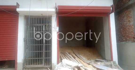 Shop for Rent in Halishahar, Chattogram - This 110 Sq Ft Shop Is Ready To Rent In Halishahar