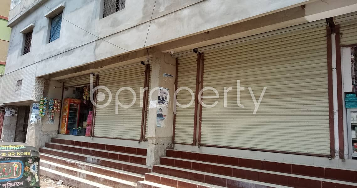 View This 150 Sq Ft Ready Commercial Shop To Rent At Bayazid.