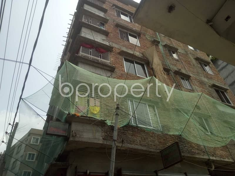 100 Sq Ft Commercial Space Is Ready To Rent In Mirpur