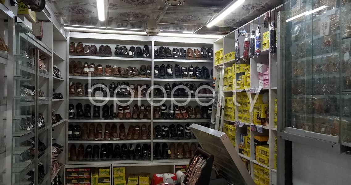 350 Sq Ft Shop Is Ready To Lease At Mirpur