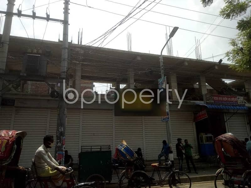 200 Sq Ft Commercial Shop Is For Rent In Mirpur