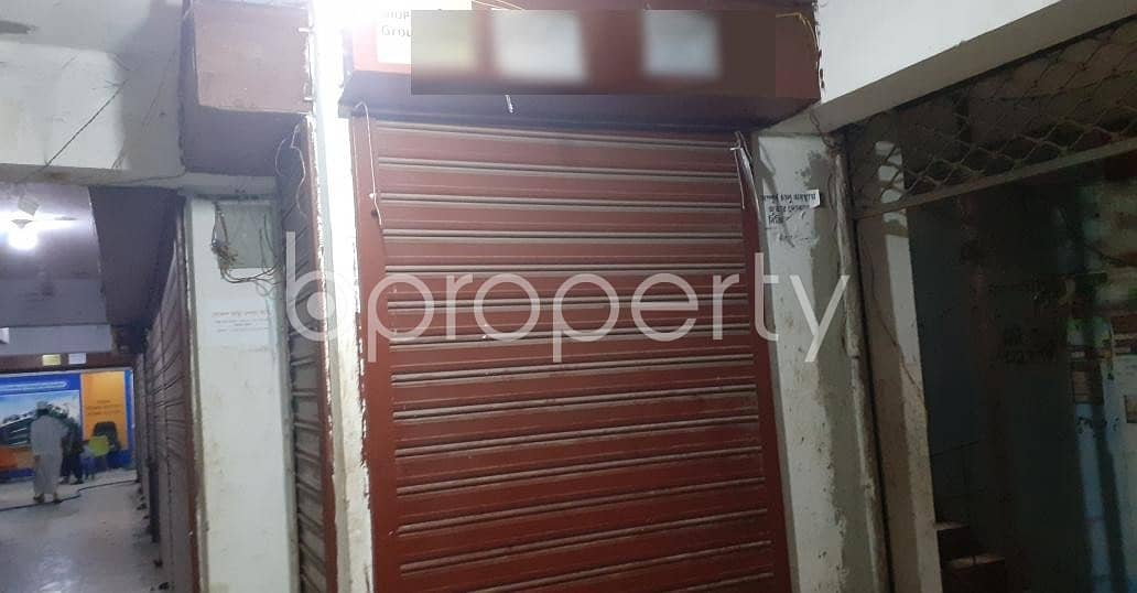 Grab This 42 Sq Ft Shop For Rent At Jonota Colony