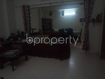3 Bedroom Flat for Sale in Agargaon, Dhaka - A 1420 Square Feet Large Residential Apartment For Sale At Agargaon