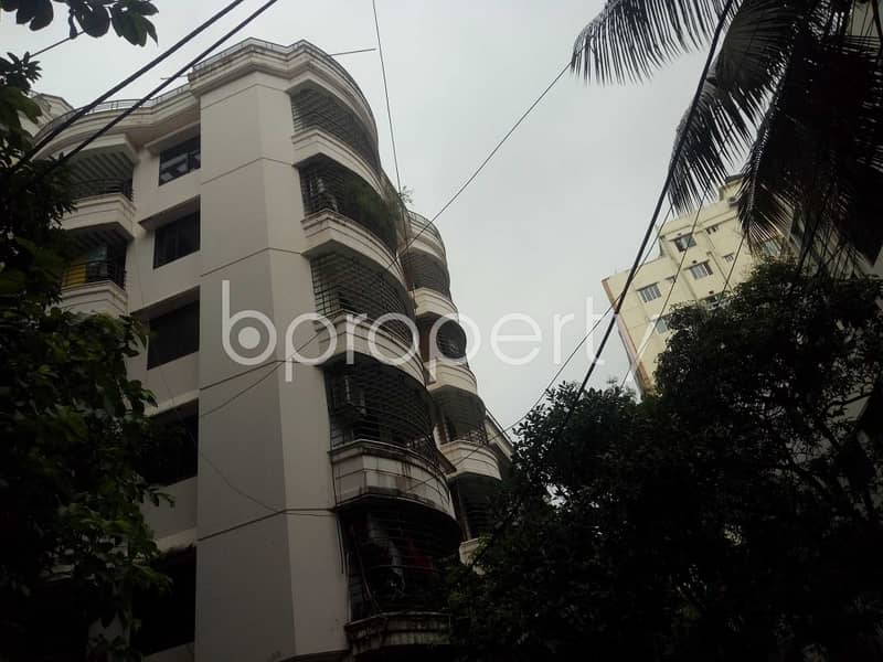 This 1400 Sq Ft Flat Is Up For Rent Within Your Affordability, Is Located At Panchlaish