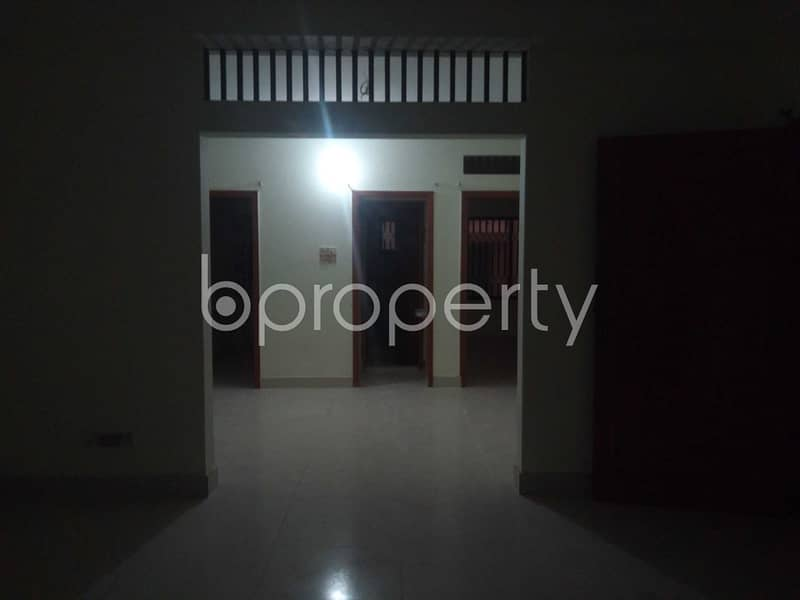 Ready apartment 1400 SQ FT is now to Rent in Panchlaish