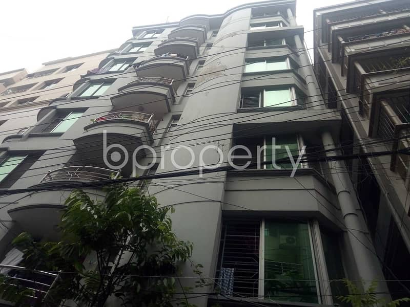 Modern 1400 Sq Ft Flat Is Up For Rent In Sugandha R/a