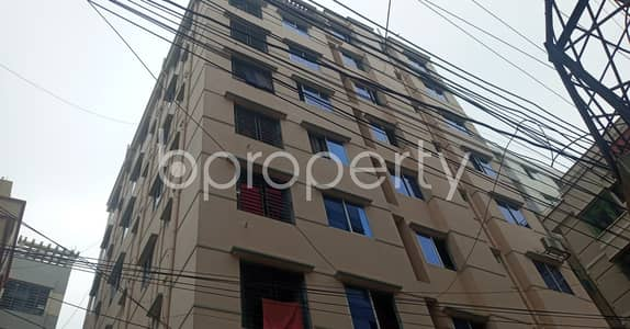 3 Bedroom Apartment for Rent in 11 No. South Kattali Ward, Chattogram - We Have A 1200 Sq. Ft Flat For You In 11 No. South Kattali Ward.
