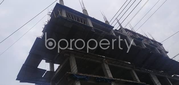 3 Bedroom Flat for Sale in Badda, Dhaka - 1200 Square Feet Residential Apartment For Sale At Vatara