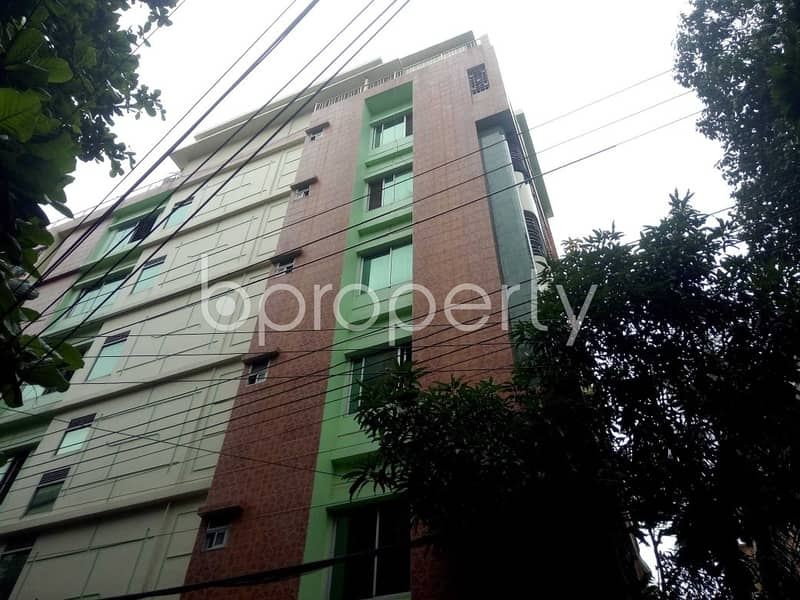 Worthy 1200 SQ FT Nice home is ready to Rent at Panchlaish