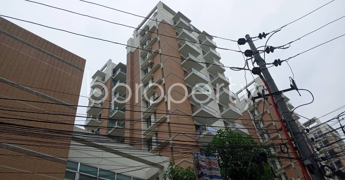 This 1545 Sq. Ft Convenient Flat Is For Sale In Nurer Chala Road.