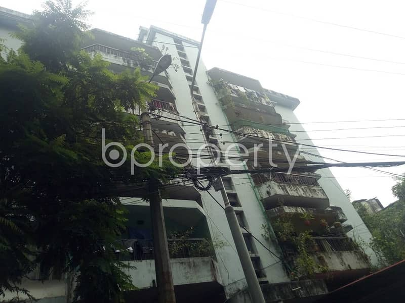 This 1200 Sq. Ft. Nice Flat Is Up For Rent In The Location Of Sugandha Residential Area .