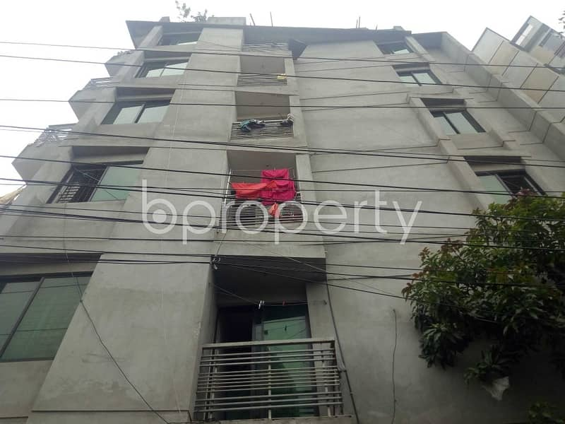 950 Sq Ft Residential Apartment Is Up For Sale In Uttara