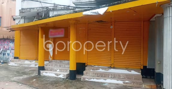 ভাড়ার জন্য এর ফ্লোর - শাহজালাল উপশহর, সিলেট - 1200 Sq Ft Commercial Floor Is Up For Rent At Shahjalal Upashahar