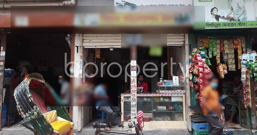 150 Sq Ft Shop Is Up For Rent In Mirpur