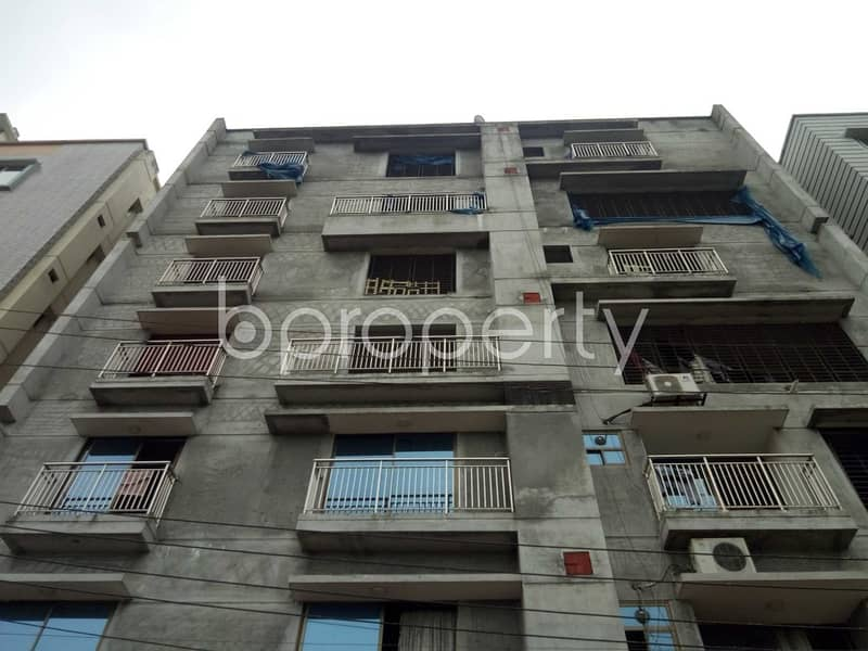 Offering You 2250 Sq Ft Spacious Apartment For Sale In Mirpur DOHS