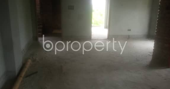 2 Bedroom Flat for Sale in Mohammadpur, Dhaka - A Beautiful 1050 Sq Ft Apartment Is Now Up For Sale At Dhaka Uddan