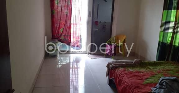 Buy This Nice Flat Of 832 Sq Ft, Which Is Located At Shadhinata Sharani, Badda