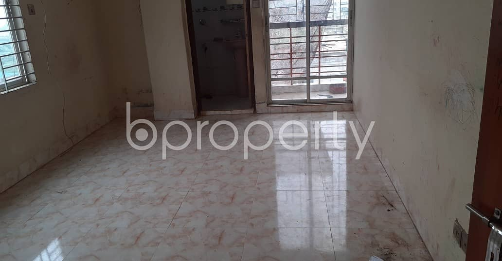 832 Sq Ft Apartment Is Ready For Sale At Uttar Badda