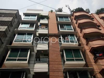 Start a new home, in this 2500 SQ FT flat for rent in Nikunja 2, near Dutch-Bangla Bank Limited | ATM Booth