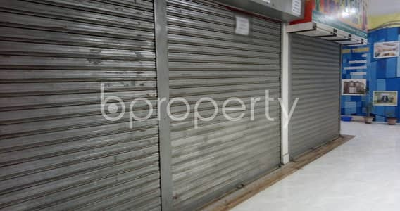 Shop for Rent in Bayazid, Chattogram - 90 Sq Ft Commercial Shop Is Up For Rent At Bayazid