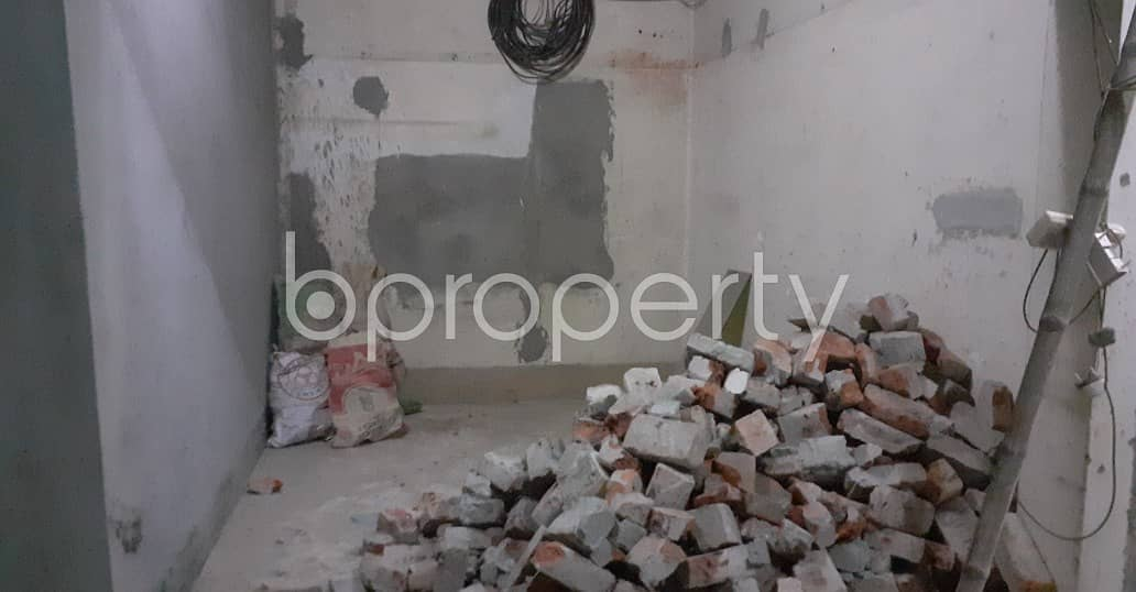 Shop Of 110 Sq Ft Is Ready For Rent In Bangshal