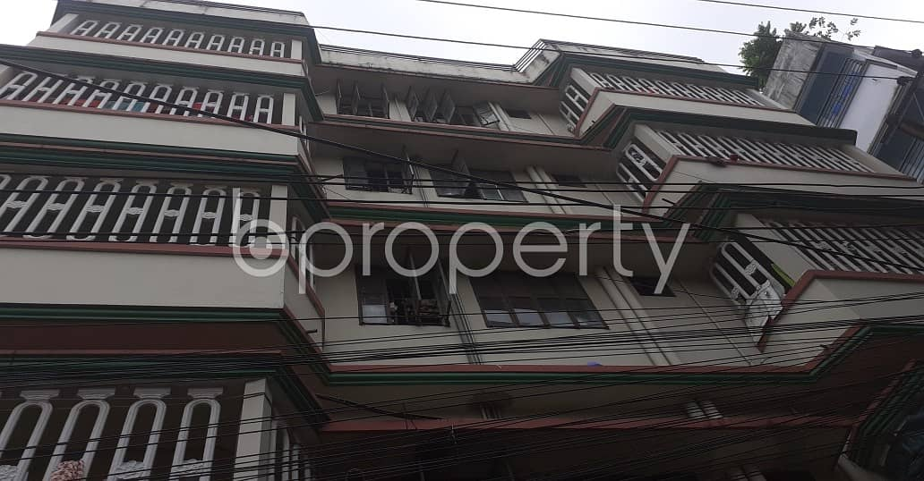 A Smartly Priced 1100 Sq. Ft Apartment Which Is Up For Rent In South Khulshi Residential Area .