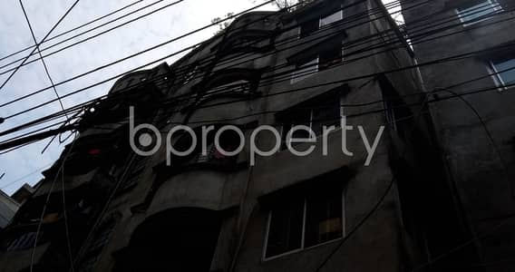 2 Bedroom Apartment for Rent in Ibrahimpur, Dhaka - Properly Designed This 600 Square Feet Apartment Is Now Up For Rent In Gedu Matabor Road, Ibrahimpur.