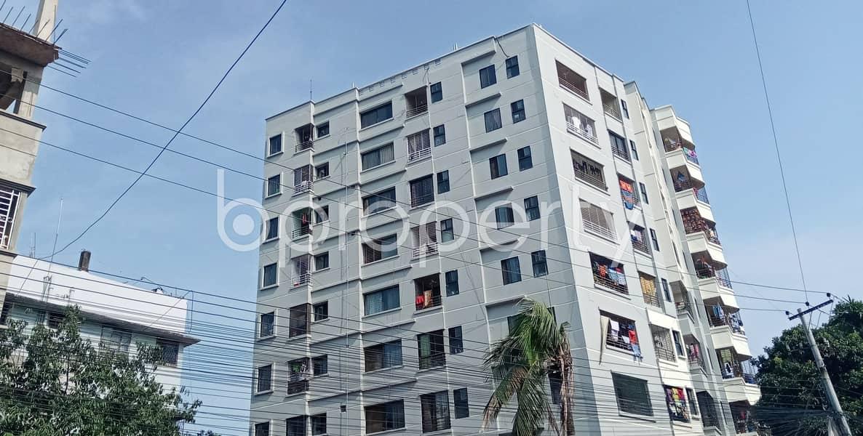 In 26 No. North Halishahar Ward A Standard Flat Is For Sale