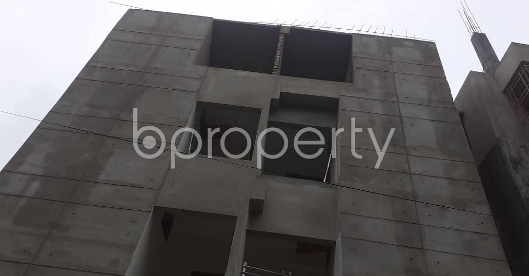 Affordable and nice flat is up for rent in Khulshi which is 1300 SQ FT