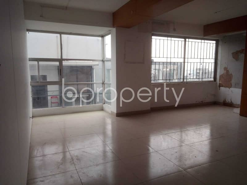 Near To Mutual Trust Bank Limited See This Office Space For Sale Located In Banani