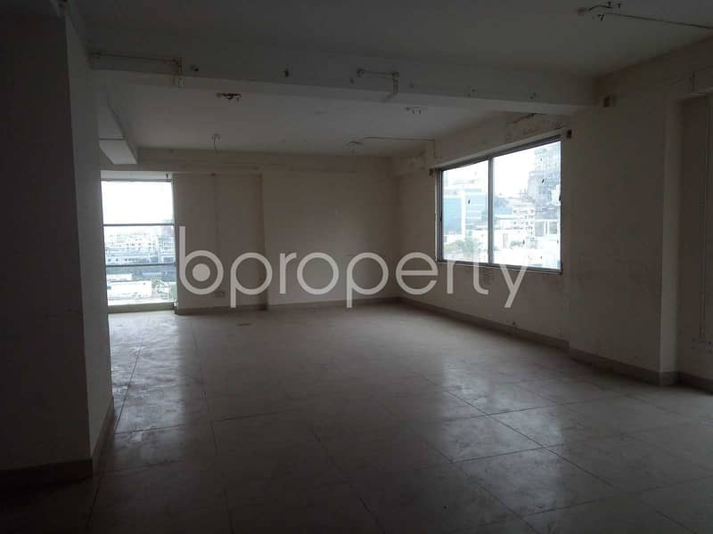 In Banani Near To Mutual Trust Bank Limited See This Office Space For Sale