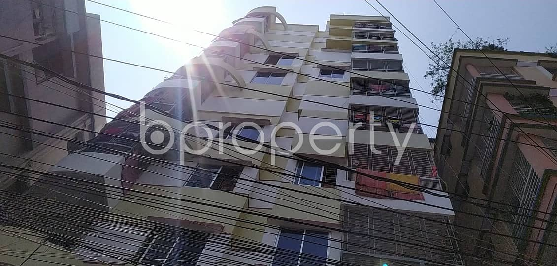 Grab This 2140 Sq Ft Residential Flat Up For Sale In Badda