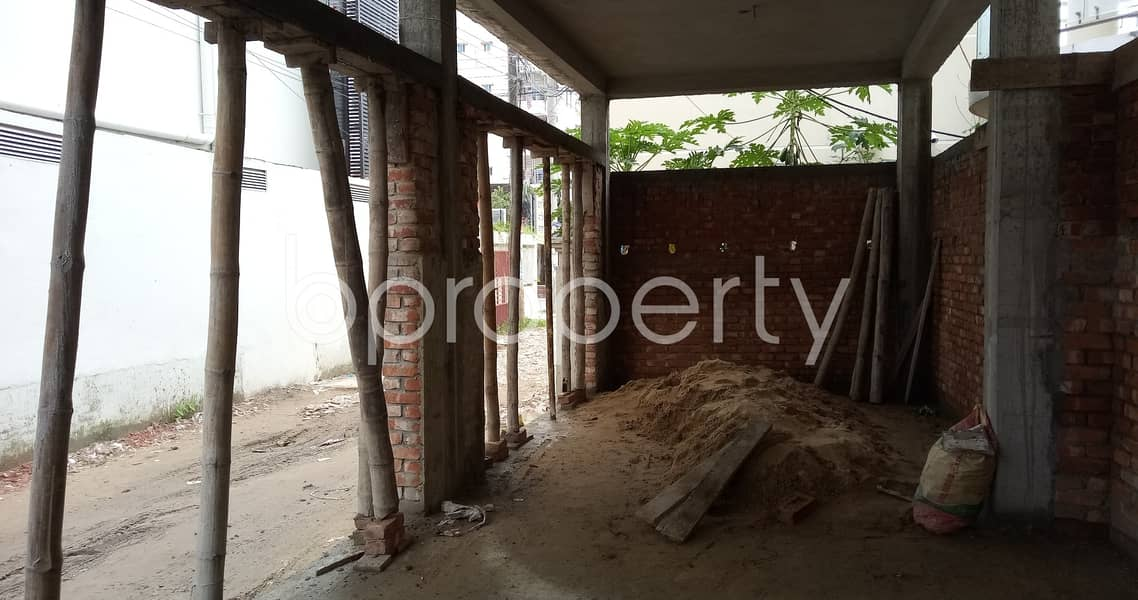450 Sq Ft Office Is To Rent At Bayazid.