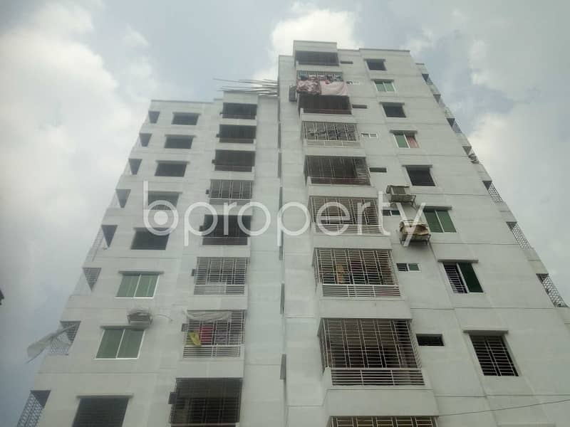 In The Location Of Jamtola , 1836 Sq. Ft Apartment Is Up For Sale.