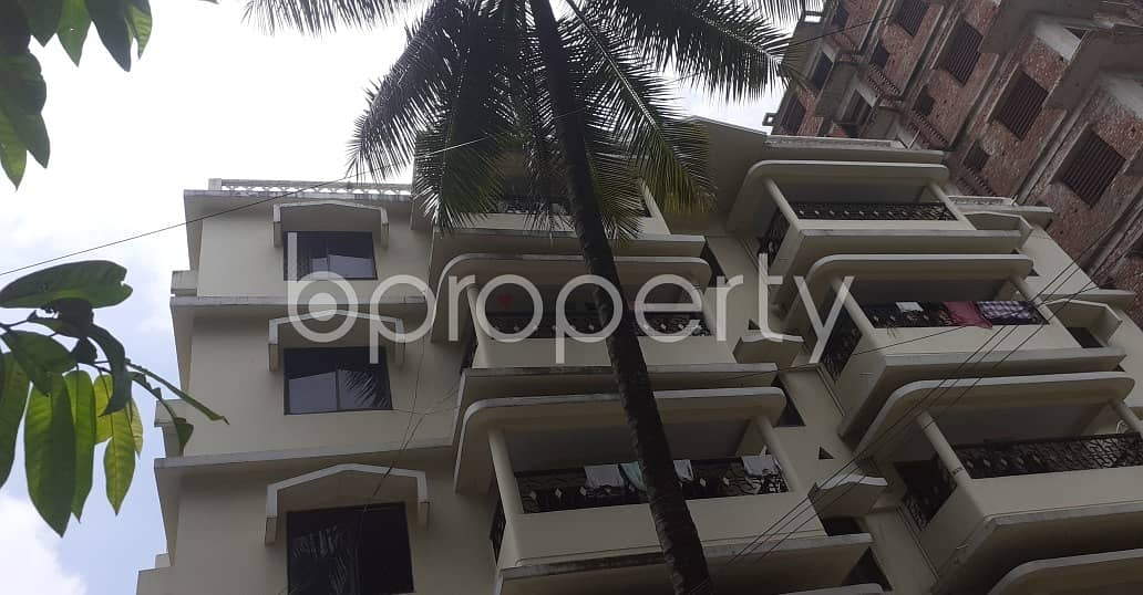 An Adequate 900 Sq Ft Residential Apartment Is Up For Rent In The Center Of South Khulshi .