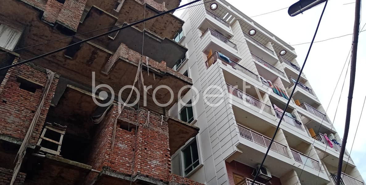 1400 Sq Ft Apartment Is Ready For Rent At Halishahar