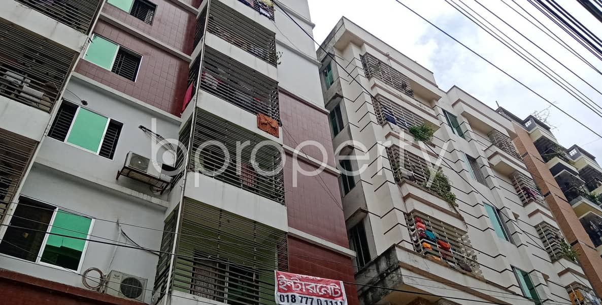 View This 1400 Sq Ft Apartment Ready For Rent At Halishahar